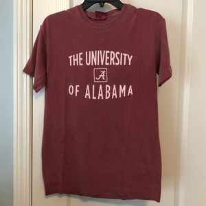 University of Alabama Comfort Colors Tee